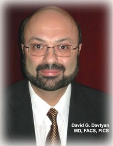 Meet Dr. David G. Davtyan At The Weight Loss Surgery Center of Los Angeles
